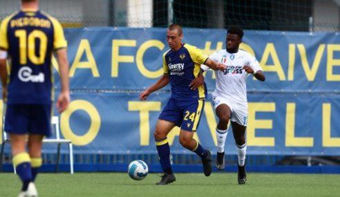 Atual campeão estreia com derrota no Italiano Sub-19