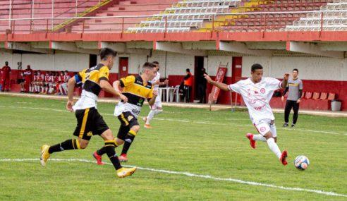 Criciúma estreia com vitória fora de casa no Catarinense Sub-17
