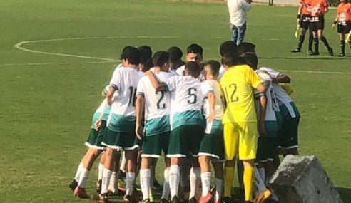 Goiás goleia Independência pelo Goiano Sub-15