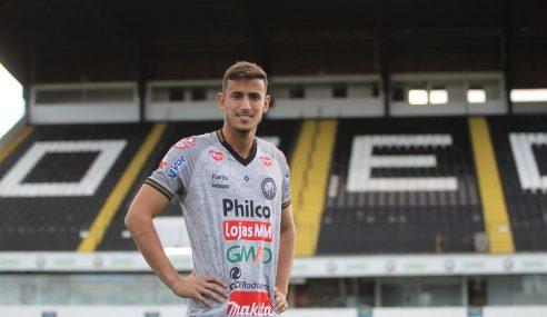 Operário-PR anuncia goleiro da base do Atlético-MG