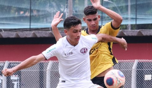 São Bernardo FC bate Ferroviária pelo placar mínimo no Paulista Sub-20