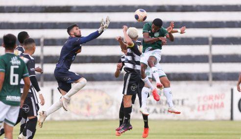 Amparo e Guarani estreiam com empate na 2ª fase do Paulista Sub-20