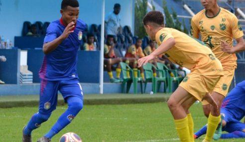 São Caetano e XV de Jaú empatam pelo Paulista Sub-20