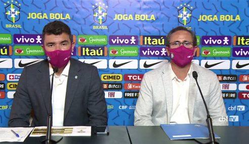 Dudu Patetuci convoca Seleção Brasileira Sub-18 para torneio em novembro