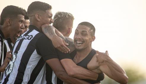 Ceará vence e tira invencibilidade do Fortaleza pelas semifinais do Brasileirão de Aspirantes