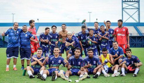 Tabosão está na final do Amazonense Sub-17