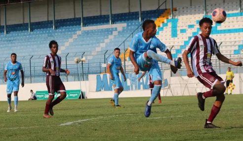 Líder do Grupo 2, Marília faz 7 a 0 no Vocem pelo Paulista Sub-20