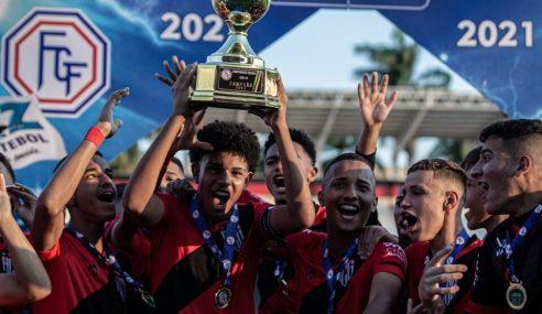 Atlético conquista título do Campeonato Goiano Sub-15