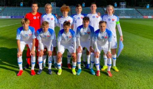 Eslováquia empata contra a Inglaterra e avança à 2ª fase da Euro Sub-17