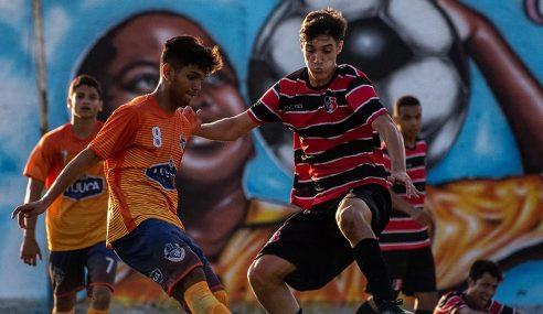Anjos do Céu vence a terceira seguida no Cearense Sub-17