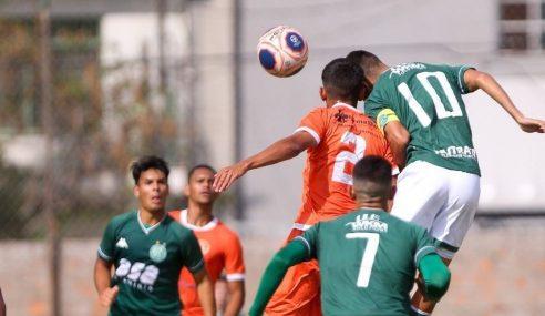 Guarani goleia e assegura primeira posição do seu grupo no Paulista Sub-20