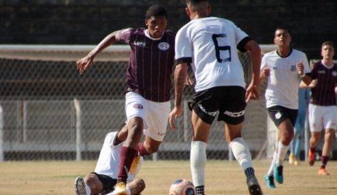 Ferroviária perde invencibilidade no Paulista Sub-20