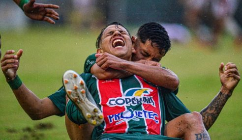 Concórdia vence Hercílio Luz pelo Catarinense Sub-20