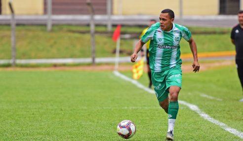 Juventude vence o Brasil de Farroupilha e segue 100% no Gaúcho Sub-17