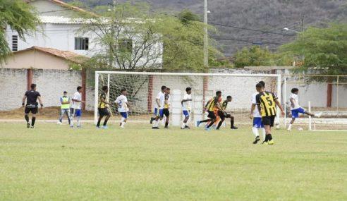 Ypiranga vence e segue com chances no Baiano Sub-17