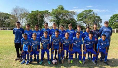 Independência vence na abertura da última rodada do Goiano Sub-13