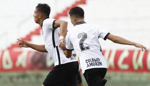 Corinthians goleia Velo Clube fora de casa pelo Paulista Sub-20