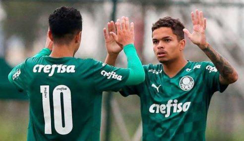 Palmeiras estreia na 2ª fase do Paulista Sub-20 com goleada fora de casa