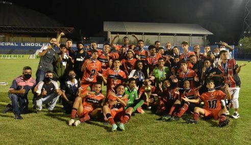 River conquista bicampeonato piauiense sub-17