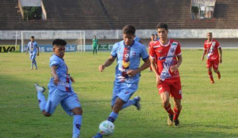 Definidas as quartas de final do Sul-Mato-Grossense Sub-20