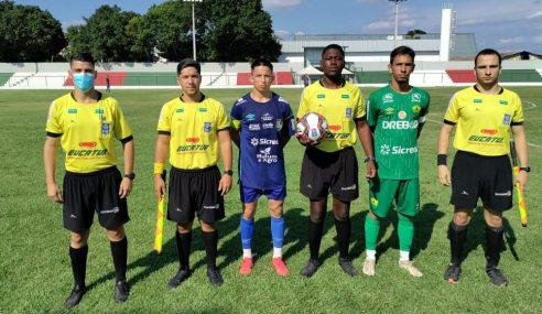 Cuiabá goleia Nova Mutum pelo Mato-Grossense Sub-15