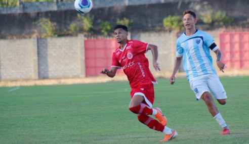 América e Riachuelo estreiam com empate no Potiguar Sub-20