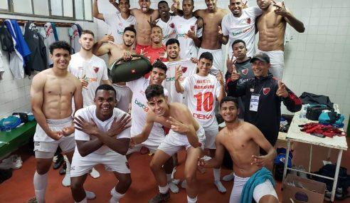 Oeste vence fora e ainda sonha com a ponta no Paulista Sub-20