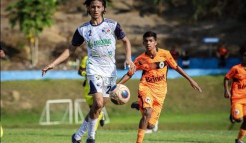 Tabosão e Rio Negro vão às semifinais do Amazonense Sub-17