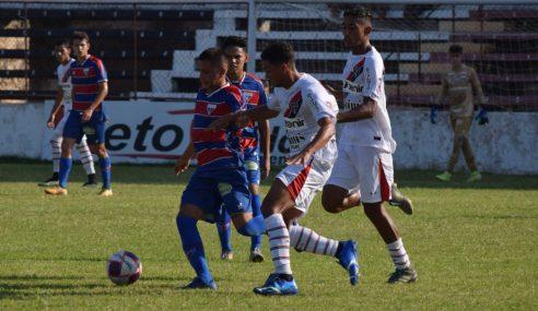 Fortaleza vira fora de casa e continua invicto no Cearense Sub-17