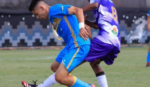 Real Brasília vence duelo de invictos e continua 100% no Candango Sub-17