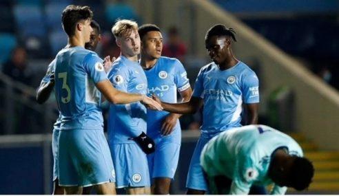 Man City segue invicto e isolado na liderança do Inglês Sub-23