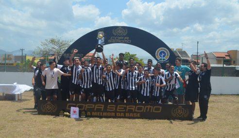 Ceará sagra-se campeão da Copa Seromo Sub-15 de 2021