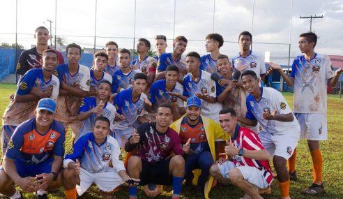 Canedense vence e segue na luta pela classificação no Goiano Sub-17