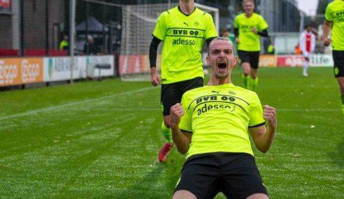 Borussia Dortmund-ALE vence duelo de líderes pelo Grupo C da Uefa Youth League