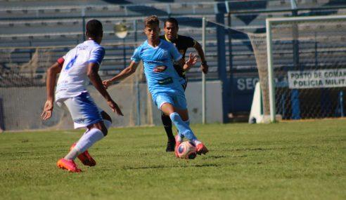 Marília e Monte Azul empatam pelo Paulista Sub-20