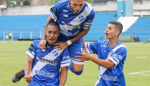 Taubaté vence Amparo e deixa lanterna do seu grupo no Paulista Sub-20