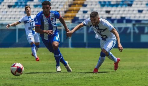 Água Santa vence Nacional pelo Paulista Sub-20