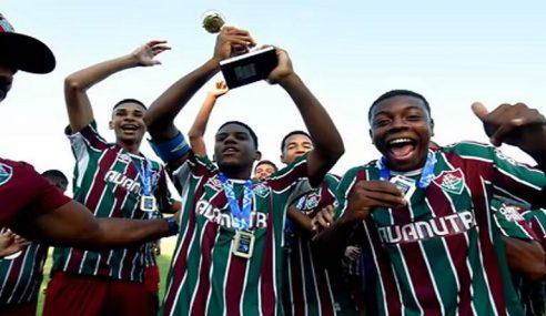 Fluminense conquista a Taça Guanabara Sub-15