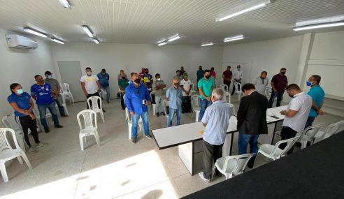 Congresso Técnico define Campeonato Sergipano Sub-17