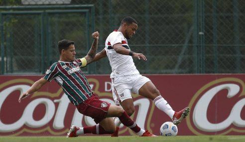 Fluminense derrota São Paulo fora de casa e acirra briga pelo G-8 do Brasileirão Sub-20