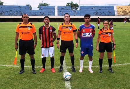 Taquarussú surpreende Capital pelo Tocantinense Sub-20