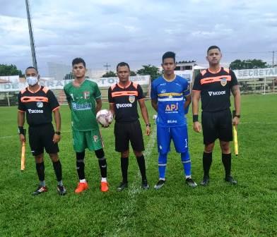 Palmas vence e segue invicto na liderança do seu grupo no Tocantinense Sub-20