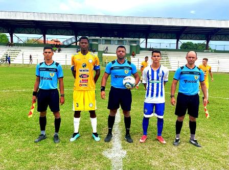 Interporto goleia e segue 100% no Tocantinense Sub-20