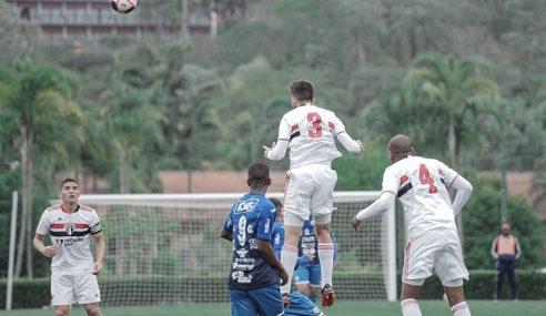 São Paulo assegura primeiro lugar do Grupo 7 no Paulista Sub-20