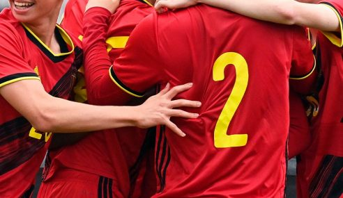 Luxemburgo e Bélgica se classificam à 2ª fase da Euro Sub-17